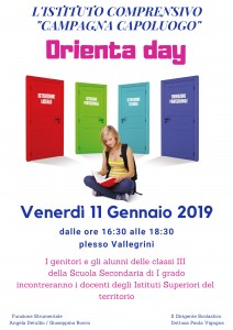 Orienta day